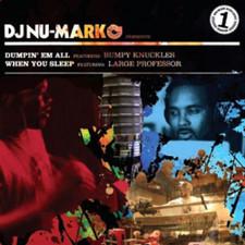 """DJ Nu-mark - Broken Sunlight Series 1 - 10"""" Vinyl"""