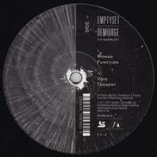 """Emptyset - Demiurge Sampler - 12"""" Vinyl"""