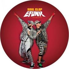 "Soul Clap - Efunk: The Remixes - 12"" Vinyl"