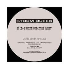 """Storm Queen - Let's Make Mistakes - 12"""" Vinyl"""