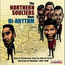 Various Artists - Northern Souljers Meet Hi Rhythm - LP Vinyl