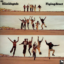 Blackbyrds - Flying Start - LP Vinyl