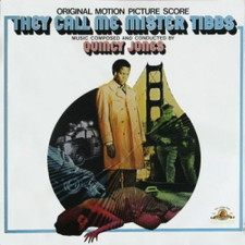 Qunicy Jones - They Call Me Mister Tibbs - LP Vinyl