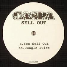"Caspa - Sell Out - 12"" Vinyl"