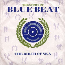 Various Artists - THE STORY OF BLUE BEAT Birth of Ska - 2x LP Vinyl