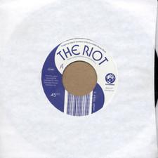 """Incredible Bongo Band - The Riot - 7"""" Vinyl"""