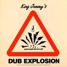 King Jammy - Dub Explosion - LP Vinyl