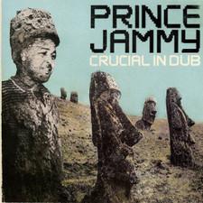 Prince Jammy - Crucial in Dub - LP Vinyl