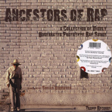 Various Artists - Ancestors Of Rap - 2x LP Vinyl+7""