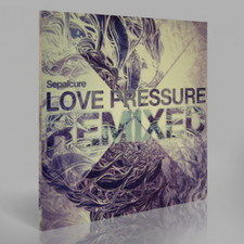 "Sepalcure - Love Pressure RMX - 12"" Vinyl"