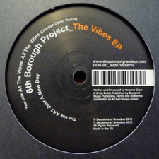 "6th Borough Project - The Vibes - 12"" Vinyl"
