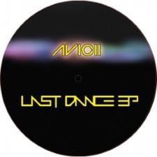 """Avicii - Last Dance Ep - 12"""" Vinyl"""
