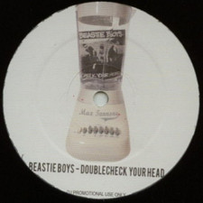 "Beastie Boys vs Max Tannone - Doublecheck Your Head - 12"" Vinyl"