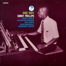Sonny Phillips - Sure Nuff - LP Vinyl