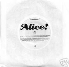"""Life Force Trio - Alice! - 7"""" Vinyl"""