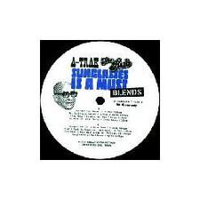 "A-trak/The Rub - Sunglasses Blends - 12"" Vinyl"