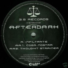 "Afterdark - Infiltrate/Costra Nostra - 12"" Vinyl"