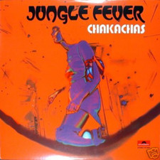 Chakachas - Jungle Fever - LP Vinyl