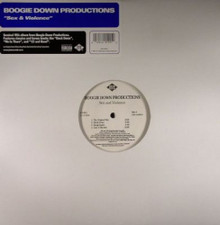 Boogie Down Productions - Sex & Violence - 2x LP Vinyl