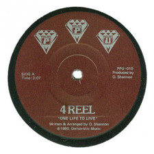 "4 Reel - One Life to Live - 7"" Vinyl"