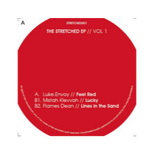 "Various Artists - Stretched #1 - 12"" Vinyl"