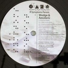"Wedge & Aesoteric A - Night On the Wonk - 12"" Vinyl"