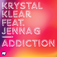 "Krystal Klear - Addiction - 12"" Vinyl"