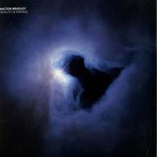 "Milton Bradley - Reality Is Wrong - 12"" Vinyl"