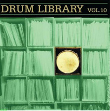 Paul Nice - Drum Library Vol. 10 - LP Vinyl