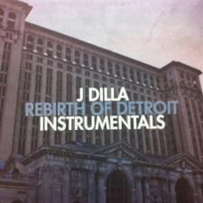 J Dilla - Rebirth Of Detroit Instrumentals - 2x LP Vinyl