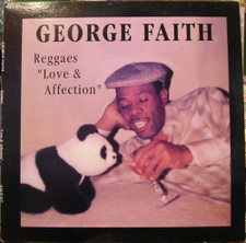 George Faith - Reggaes ''Love & Affection'' - LP Vinyl