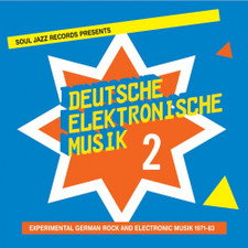 Various Artists - Deutsche Elektronische Musik 2 Pt.1 - 2x LP Vinyl