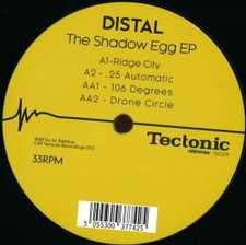 "Distal - The Shadow Egg - 12"" Vinyl"