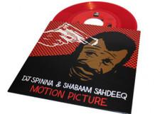 "DJ Spinna & Shabaam Sahdeeq - Motion Picture - 7"" Vinyl"