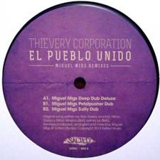 """Thievery Corporation - El Pueblo Undo - 12"""" Vinyl"""