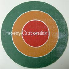 Thievery Corporation - Bullseye - Slipmat (single)