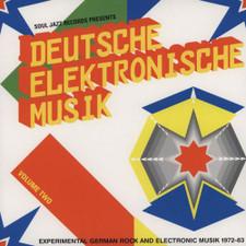 Various Artists - Deutsche Elektronische Musik 1 Vol. 2 - 2x LP Vinyl