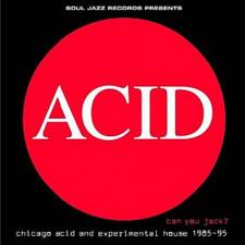 Various Artists - Acid: Can You Jack? Vol.1 - 2x LP Vinyl