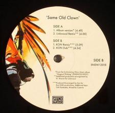 """Chico Mann - Same Old Clown - 12"""" Vinyl"""