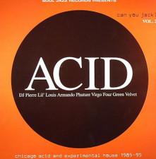 Various Artists - Acid: Can You Jack? Vol.2 - 2x LP Vinyl