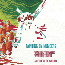 "Fainting By Numbers - Watching The Wheels - 12"" Vinyl"