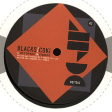 "Blacks/Coki - Hold On Wait - 12"" Vinyl"