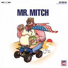 "Mr. Mitch - On The Blob - 12"" Vinyl"