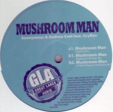 "Anonymous & Andrew Emil - Mushroom Man - 12"" Vinyl"