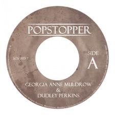"Georgia Anne Muldrow & Dudley Perkins - Popstopper - 7"" Vinyl"