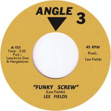 "Lee Fields - Funky Screw - 7"" Vinyl"