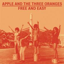 Apple & The Three Oranges - Free And Easy - 2x LP Vinyl
