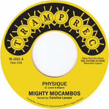 "Mighty Mocambos - Physique - 7"" Vinyl"