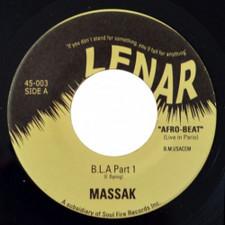 """Massak - B.L.A - 7"""" Vinyl"""