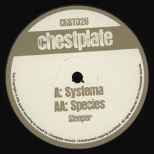 "Sleeper - Systema/Species - 12"" Vinyl"
